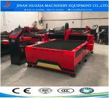 Découpe plasma CNC et le forage de la machine pour feuille d'acier de métal