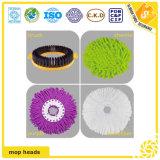 Poignée magique de spin de type et la microfibre 360 MOP pièces