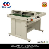 Machine de découpe à plat numérique 6090 pour la boîte