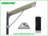 indicatore luminoso solare di illuminazione solare LED della macchina fotografica 30W con la video batteria di litio di funzione