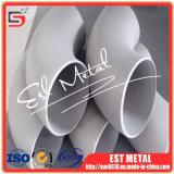 Sch 40 90 정도 3D 이음새가 없는 티타늄 팔꿈치 제조자