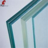 Vetro tinto riflettente di vetro/reticolo/vetro Tempered per costruzione