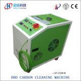 Macchina pulita del carbonio di Hho per il motore del motociclo