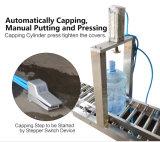 SUS d'approvisionnement. Liquide d'eau embouteillée et machine de remplissage en acier de l'eau, chaîne de production liquide automatique de l'eau
