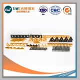 Inserts de mouture de carbure de Zhuzhou Apkt du fabricant pour fraisage de métal