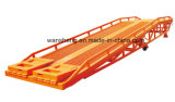 Rampe hydraulique mobile d'embarcadère