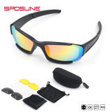 De nieuwe Beschermende brillen van de Veiligheid van de anti-Kogel van de Beschermende brillen van het hoog-Effect van Ce van het Ontwerp Tactische