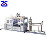 Zs-6278 Auto machine de formage sous vide en plastique