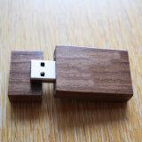 Оптовое флэш-память USB деревянной коробки подарка венчания привода пер USB внезапное подгонянное