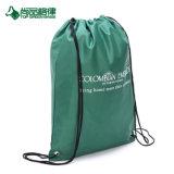 Пакет шнура притяжки Backpack Drawstring мешка Duffel полиэфира промотирования