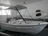 de Vissersboot van de Boot van Fiberlgass van de Vissersboot van de Glasvezel van 5m