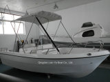 5mのガラス繊維の漁船のFiberlgassのボートの漁船