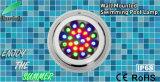 IP68 RGB LED Luz subaquática para Piscina, 20W DC12V 304 LED em Aço Inoxidável PAR56 Luz da Piscina