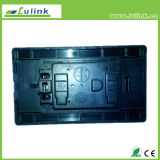 Amerikanischer USB-Wand-Schalter, USA-intelligente Wand-Standardkontaktbuchse