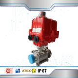 Alta calidad eléctrica 2017 del actuador de la válvula
