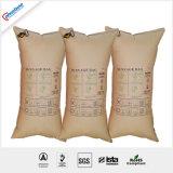 Evitar daños de transporte reutilizables 1 capas de papel bolsas de aire de envío para el embalaje