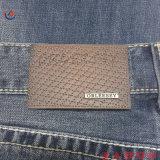 Custom частные марки джинсы кожаный ярлык для одежды