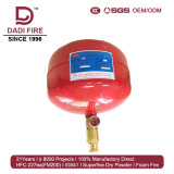 Bescheinigung 3c, die FM200 Feuerbekämpfung-Löscher hängt