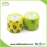 Verpackungs-Komprimierung-Veterinärbindeverband des Tierarzt-2inx5yds