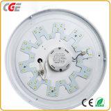 Lampade di comitato poco costose di prezzi LED 18W 4000K del LED di movimento delle lampade del sensore LED di soffitto della fabbrica europea dell'indicatore luminoso