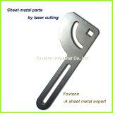 Piezas de precisión de acero inoxidable personalizadas por el corte láser