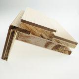 新しいデザイン商業価格の木の代表者のポーランドのドアデザイン