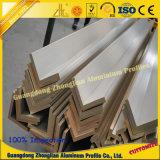Perfil de aluminio del ángulo para el perfil de Protectived del borde