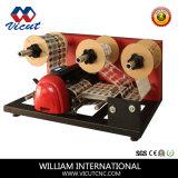 Alimentação automática de rolo de máquina de corte de contorno Vct-Lcr Cortador de Rótulo