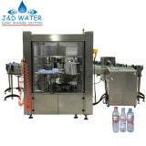 Automatic OPP Garrafa de cola termofusível máquina de rotulação de forma redonda
