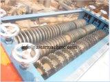 Pelar el radiador y separación de la máquina