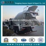 Sinotruk HOWO A7 6X4 Pompe à béton camion mélangeur
