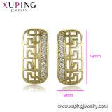 De Oude Model Kunstmatige Juwelen Earings van Xuping in 14K Goud