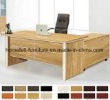 움직일 수 있는 서랍 사무용 가구 사무실 테이블을%s 가진 목제 사무실 책상