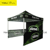 Dobragem de sublimação de tenda caso tenda para a Expo Publicidade