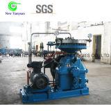De verticale Compressor van het Diafragma van het Gas van de Waterstof van het Type H2 met Membranen