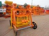 機械Qt40-3bを作る移動可能なブロック