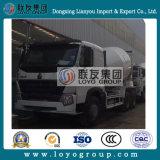 Camion de mélangeur concret de Sinotruk HOWO A7 10wheel 10cubic