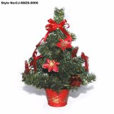 Albero personalizzato della decorazione di Buon Natale