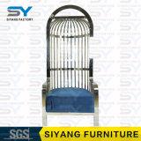 현대 가구 스테인리스 의자 여가 의자 감금소 의자