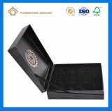 Customized Cmyk printed PAPER Packaging poison box for Health Medical Products with Black Eta Tray