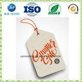 Commerce de gros de haute qualité joint chaîne Tag, Hang chaîne Tag, joint en plastique du vêtement Tag (jp-T002)