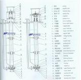 Bomba química vertical (SCCY)