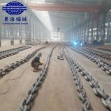 CCS/ABS/Dnv/Nk Cert Aohai 바다 중국 가장 큰 제조자를 가진 Studless 링크 사슬