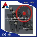 A maquinaria de mineração, apedreja o triturador de maxila, triturador da rocha