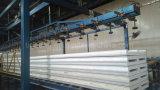 PU 공장 가격을%s 가진 폴리우레탄에 의하여 격리되는 샌드위치 벽면 또는 지붕 위원회
