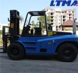 Chariot gerbeur neuf chariot élévateur diesel de 12 tonnes à vendre