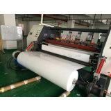 Blanco de alta precisión de corte de papel recubierto de arte de la máquina de rebobinar