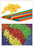 Uso arancione materiale di Masterbatch di colore dei pp per il prodotto dell'iniezione