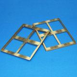 Het stempelen van de Toebehoren van het Aluminium met het Zandstralen en het Anodiseren