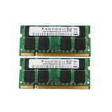 Работа с всей компьтер-книжкой DDR2 PC667 1GB материнских плат